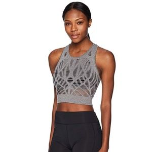 Alo Yoga Women's Vixed Fitted Crop Tank